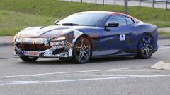 Nuova Ferrari Portofino 2021, il nuovo fascione anteriore