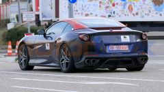 Nuova Ferrari Portofino 2021, il posteriore non sembra modificato