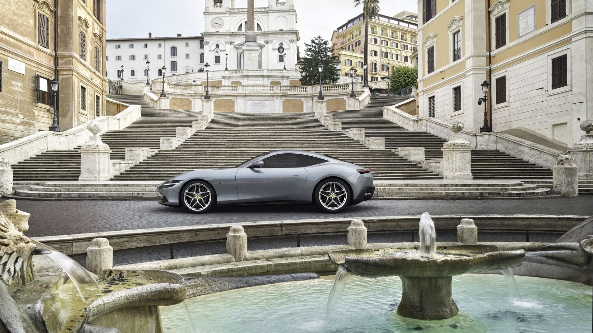 Ferrari Roma video, scheda tecnica, prezzo , MotorBox