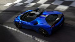 Nuova Ferrari SF90 Spider 2021: con colori e preparazione