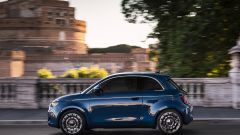 Nuova Fiat 500 elettrica, allestimento La Prima
