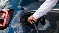 Nuova Fiat 500 elettrica: dopo la Cabrio, ecco la berlina - Immagine: 8