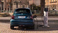 Nuova Fiat 500 elettrica, ricarica rapida in 35 minuti