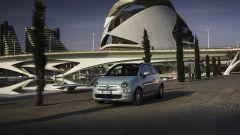 Nuova Fiat 500 Hybrid: edizione speciale Launch Edition