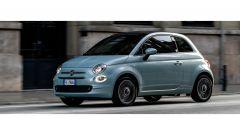 Nuova Fiat 500 Hybrid: su strada con la citycar mild-hybrid Fiat