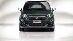 Nuova Fiat 500 Rockstar: vista anteriore