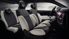 Nuova Fiat 500 Star: particolare degli interni