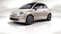 Nuova Fiat 500 Star: vista 3/4 anteriore
