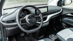 Nuova Fiat 500e Icon: l'abitacolo tutto nuovo