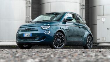 Nuova Fiat 500e Icon: stile evergreen capace di evolversi