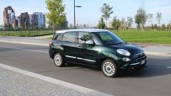 Fiat 500L Wagon: quella per famiglie numerose - Immagine: 18