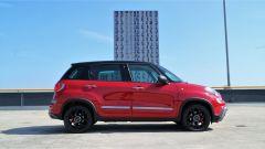 Nuova Fiat 500L Cross 2018: prova, dotazioni, prezzo del baby-SUV