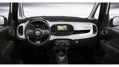Nuova Fiat 500L, il sistema di infotainment