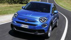 Nuova Fiat 500X, restyling all'insegna della tecnologia - Immagine: 13