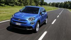 Nuova Fiat 500X, restyling all'insegna della tecnologia - Immagine: 18