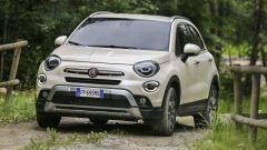 Nuova Fiat 500X, restyling all'insegna della tecnologia - Immagine: 24