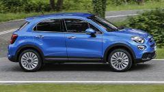 Nuova Fiat 500X, restyling all'insegna della tecnologia - Immagine: 1