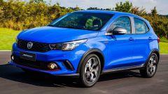 Nuova Fiat Argo: il family feeling con la Tipo è servito