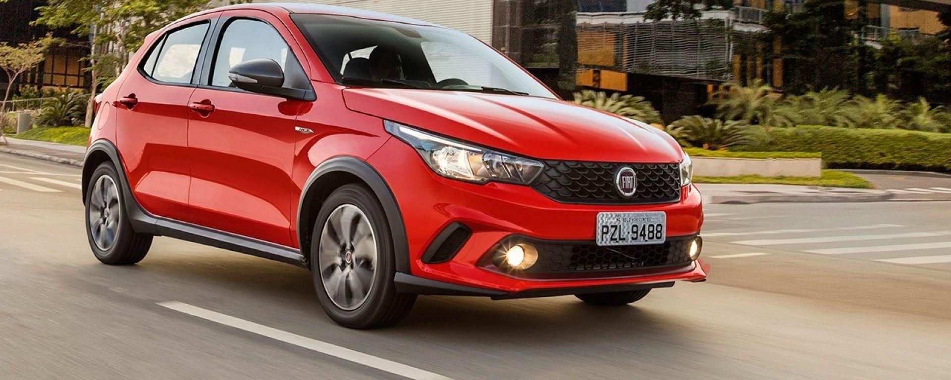 Nuova Fiat Argo: non sarà la nuova Fiat Punto