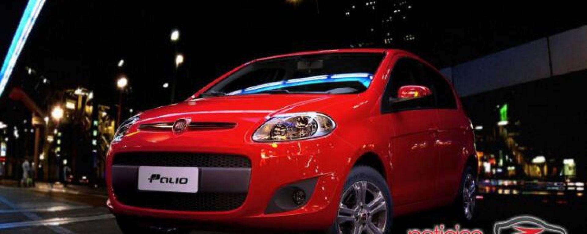 Nuova Fiat Palio