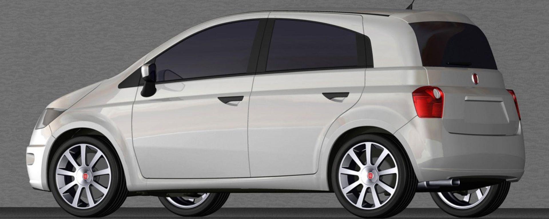 Nuova Fiat Panda: niente ibrido nel futuro