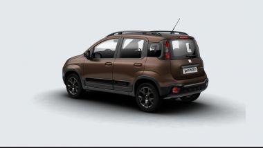 Nuova Fiat Panda Hybrid: la versione Trussardi con eleganti dettagli