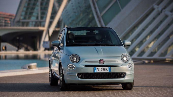 NUova Fiat Panda Hybrid Launch Edition: dettagli raffinati ed eco-compatibili dentro e fuori