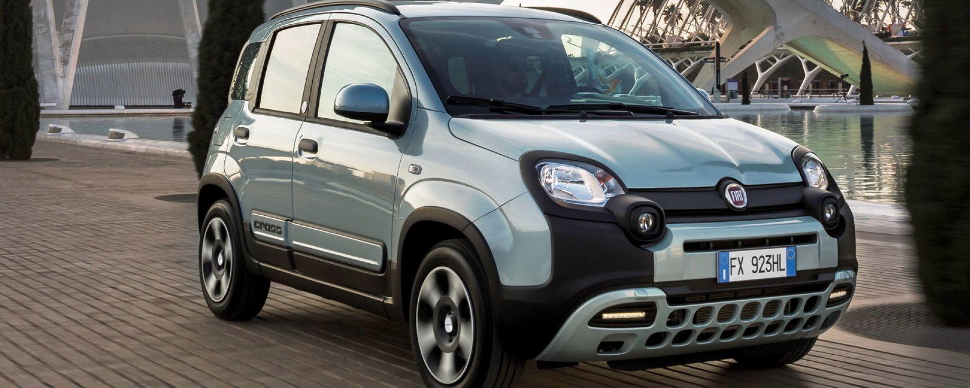 Nuova Fiat Panda Hybrid: l'elettrificazione democratica del Gruppo FCA