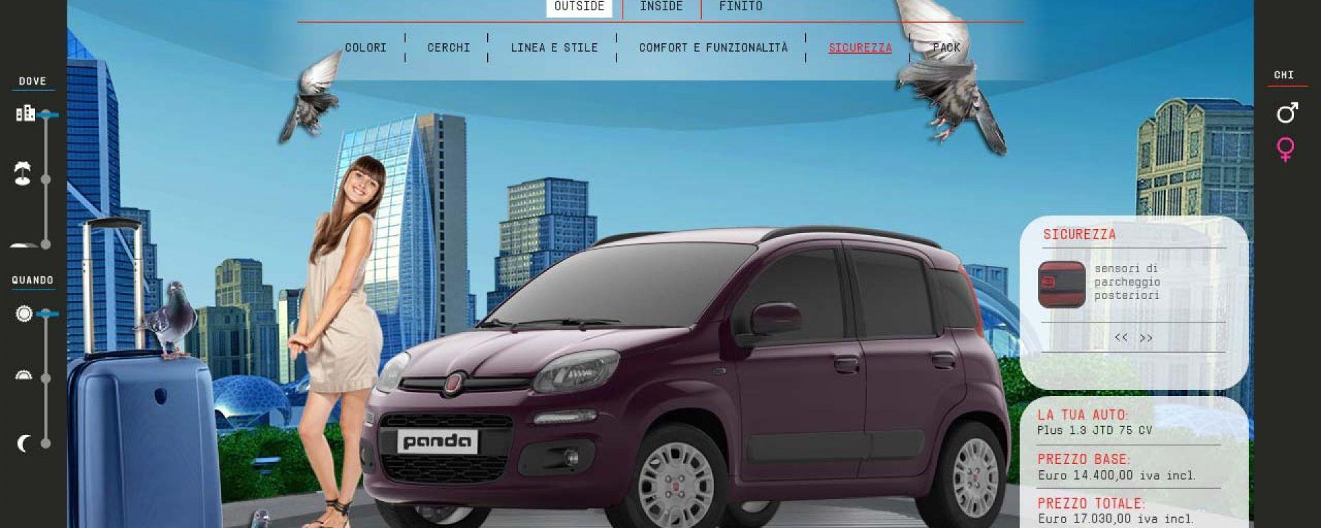 Nuova Fiat Panda: il prezzo vero