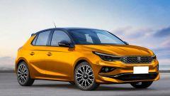 Nuova Fiat Punto rinasce come SUV?