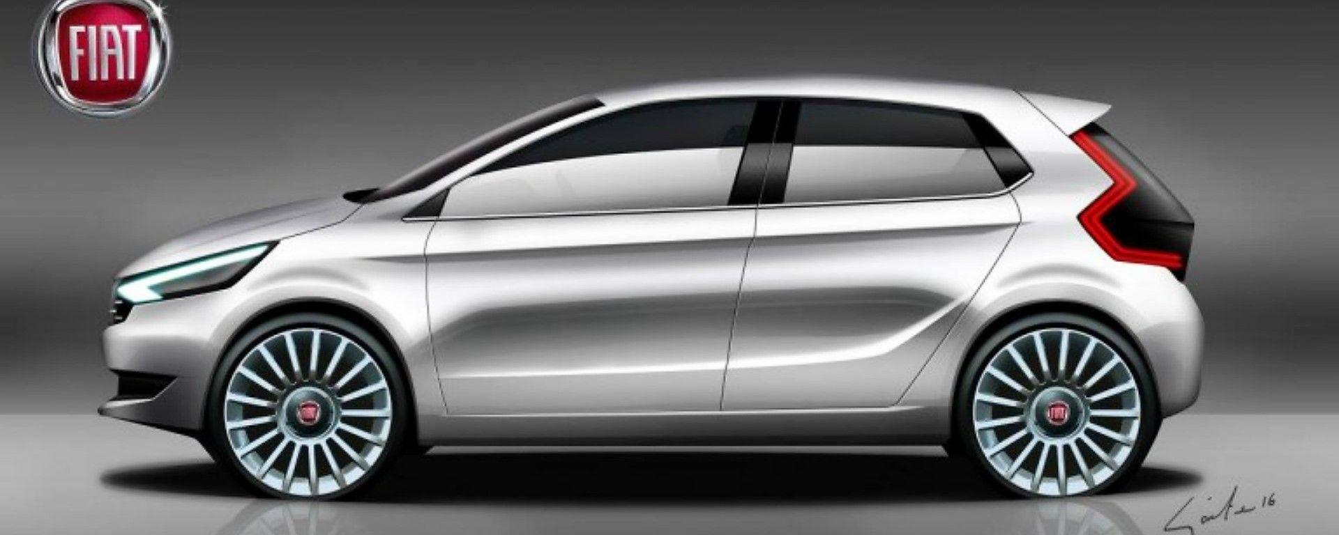 Nuova Fiat Punto 2019 Foto Caratteristiche Prezzi Data
