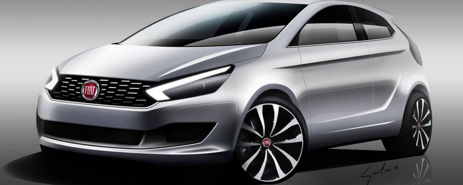 Nuova Fiat Punto 2019 Foto Caratteristiche Prezzi Data Di Uscita