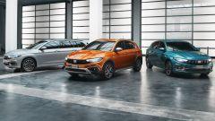 Nuova Fiat Tipo Cross, Tipo Life e Tipo City Life