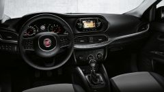 Nuova Fiat Tipo Street: la plancia
