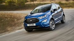 Ford EcoSport 2018: SUV 4x4 a tutta...Fiesta! [VIDEO] - Immagine: 1
