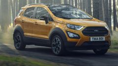 Nuova Ford EcoSport Active