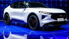 Salone di Shanghai 2021: nuova Ford Evos uguale Mondeo SUV coupè?