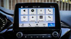 Nuova Ford Fiesta 2017: il sistema Sync 3 con schermo da 8 pollici