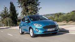 Nuova Ford Fiesta 2017: l'anti-Polo americana per l'Europa - Immagine: 9