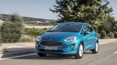 Nuova Ford Fiesta 2017: l'anti-Polo americana per l'Europa - Immagine: 10