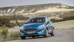 Nuova Ford Fiesta 2017: l'anti-Polo americana per l'Europa - Immagine: 14