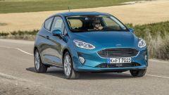 Nuova Ford Fiesta 2017: l'anti-Polo americana per l'Europa - Immagine: 15