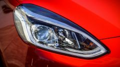 Nuova Ford Fiesta 2017: nuova firma luminosa a Led