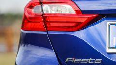 Nuova Ford Fiesta 2018 - dettaglio luci posteriori