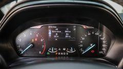 Nuova Ford Fiesta 2018 - il consumo medio, in ciclo misto, è di 7 l/100 Km ma se avete il piede pesante...