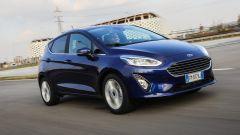 Nuova Ford Fiesta 2018 - il test su strada e in pista di MotorBox.com