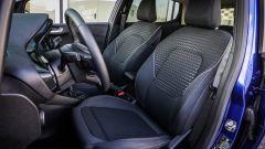 Nuova Ford Fiesta 2018 - interni abitacolo