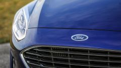 Nuova Ford Fiesta 2018 - la calandra