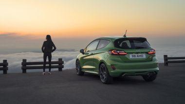 Nuova Ford Fiesta 2021: il restyling della piccola dell'Ovale Blu