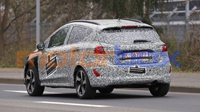 Nuova Ford Fiesta 2022: arriverà fra circa un anno